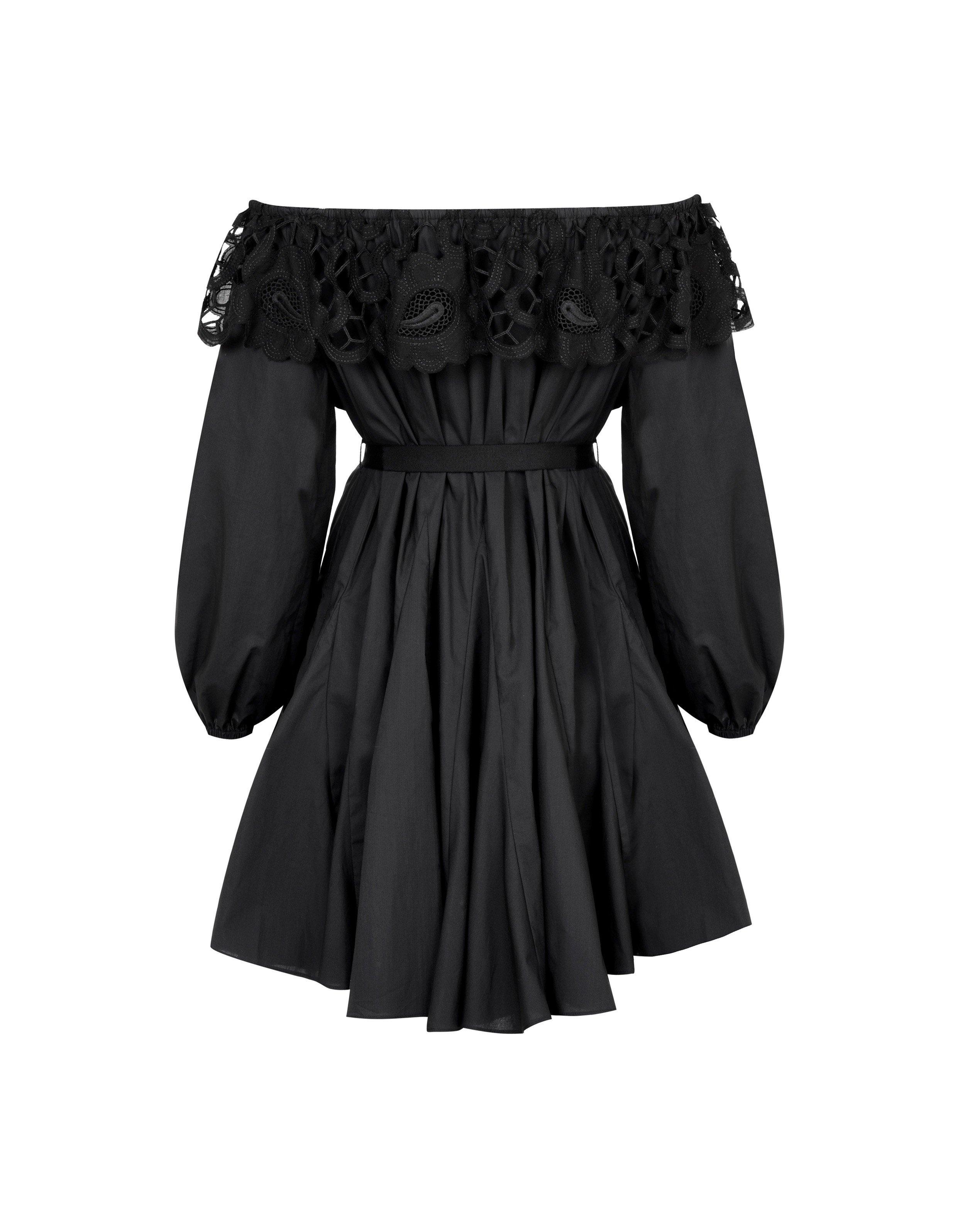 Agent Provocateur Daize Mini Dress In Black