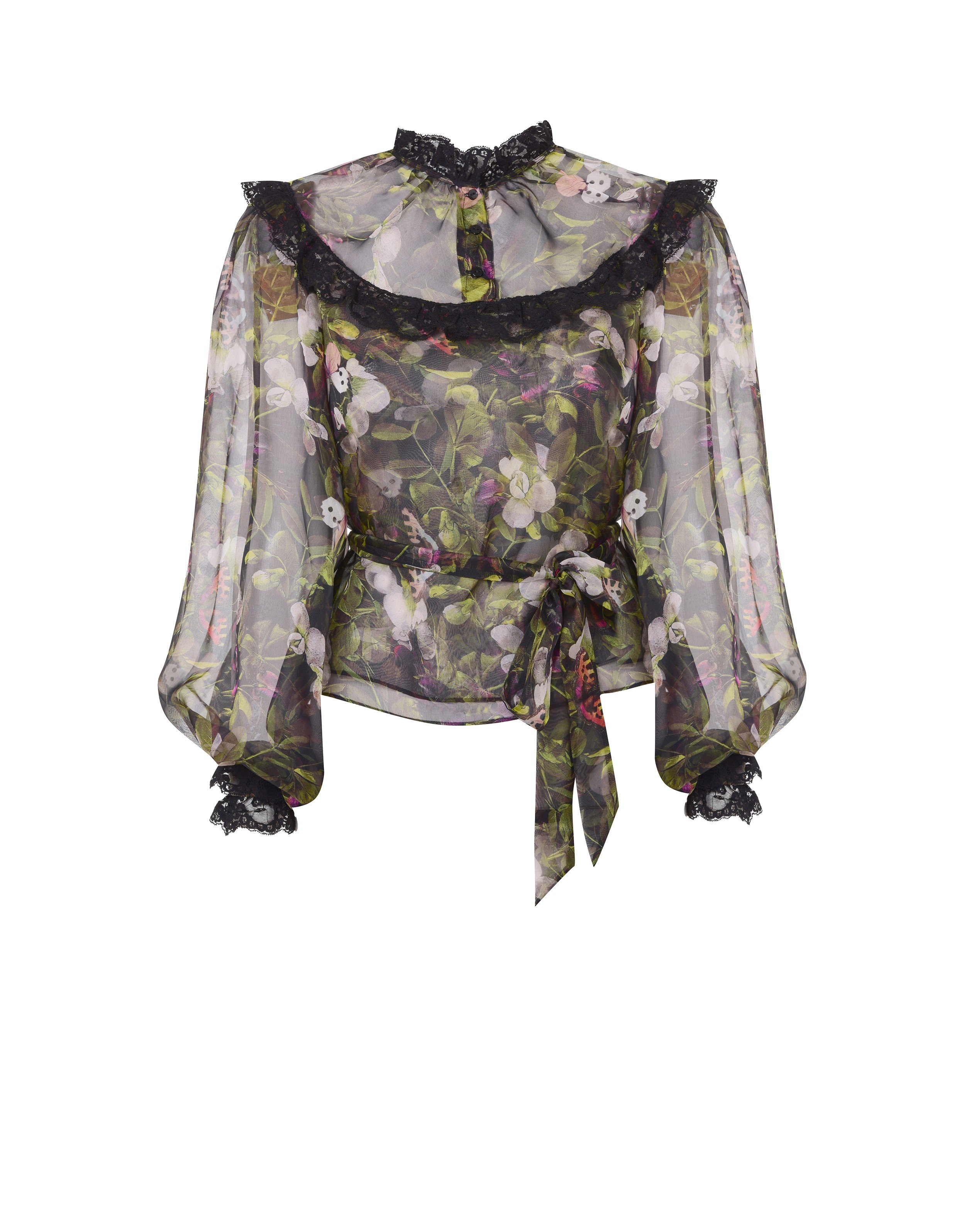 Agent Provocateur Annelise Blouse Multicoloured